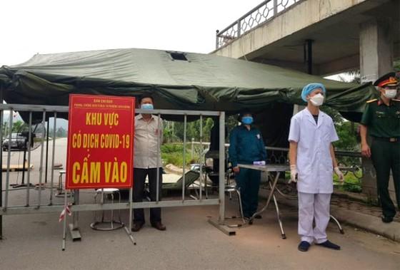 Sáng 11-5, Việt Nam ghi nhận thêm 28 ca mắc Covid-19 trong khu vực được phong tỏa ảnh 1
