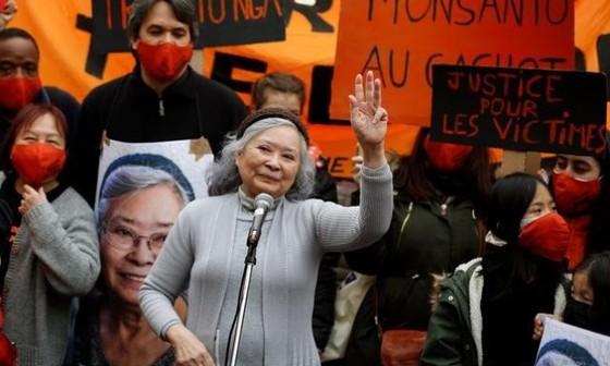 VAVA ra tuyên bố kêu gọi cộng đồng ủng hộ đơn kiện của bà Trần Tố Nga và nạn nhân chất độc da cam Việt Nam ảnh 1