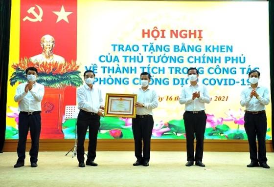 Hà Nội cử 20 chuyên gia hàng đầu hỗ trợ Bắc Giang dập dịch Covid-19 ảnh 1