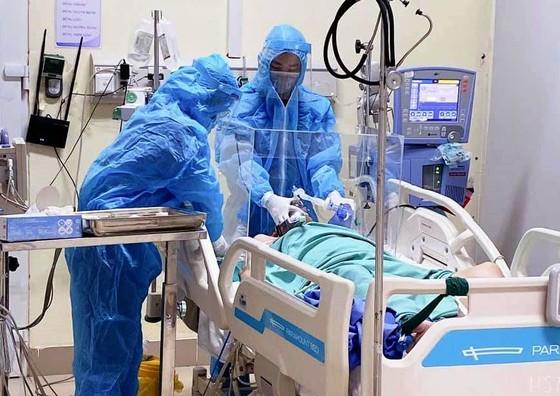 Bộ Y tế thông báo ca tử vong thứ 45 liên quan tới dịch Covid-19 ảnh 1