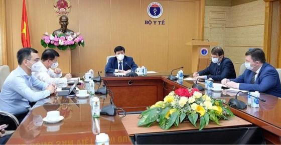 Nga đồng ý bán cho Việt Nam 20 triệu liều vaccine Covid-19 và chuyển giao công nghệ sản xuất ảnh 1