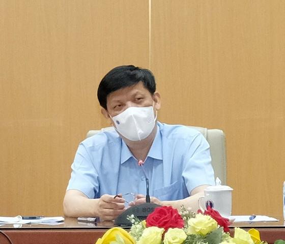 Bộ trưởng Bộ Y tế: Đã sẵn sàng cho 'kịch bản xấu và xấu hơn' ảnh 1