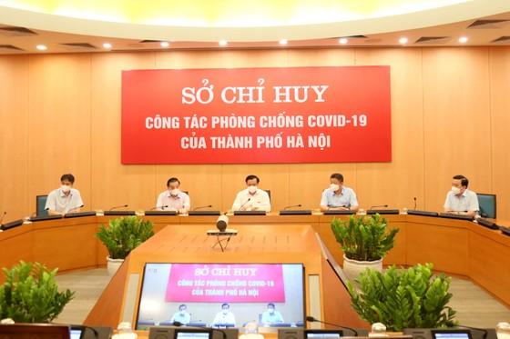Bí thư Thành ủy Hà Nội: Kỷ luật chính là sức mạnh, hiệu quả trong phòng chống dịch ảnh 1