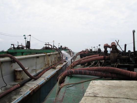 Khởi tố các đối tượng khai thác cát trái phép trên biển Cần Giờ ảnh 1