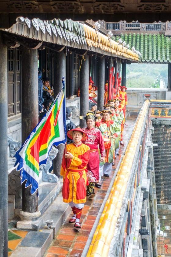 30.000 khách tham quan di sản Huế trong 3 ngày nghỉ Tết Dương lịch  ảnh 1