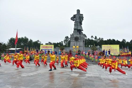 Tái hiện Nguyễn Huệ lên ngôi Hoàng đế ảnh 3