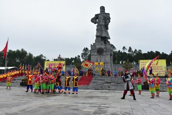 Tái hiện Nguyễn Huệ lên ngôi Hoàng đế ảnh 4
