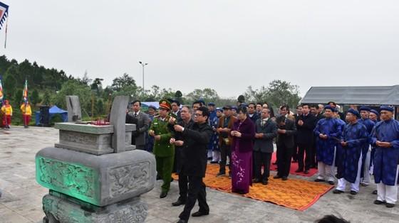 Tái hiện Nguyễn Huệ lên ngôi Hoàng đế ảnh 1