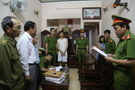 Đánh sập đường dây đánh bạc trăm tỷ tại Thừa Thiên - Huế  ảnh 3