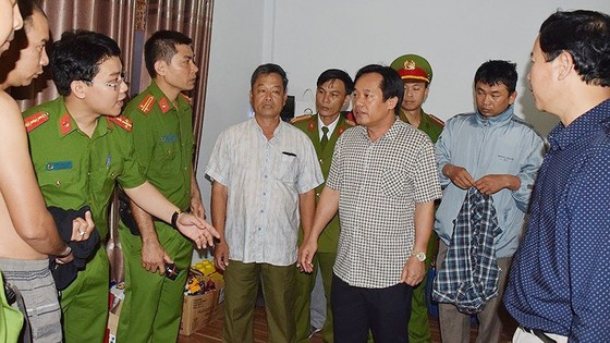Đánh sập đường dây đánh bạc trăm tỷ tại Thừa Thiên - Huế  ảnh 1