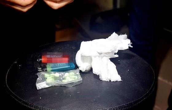 Kiểm tra bar ASTA tại Huế, phát hiện lượng lớn ma túy tổng hợp, bắt giữ hàng chục đối tượng  ảnh 5