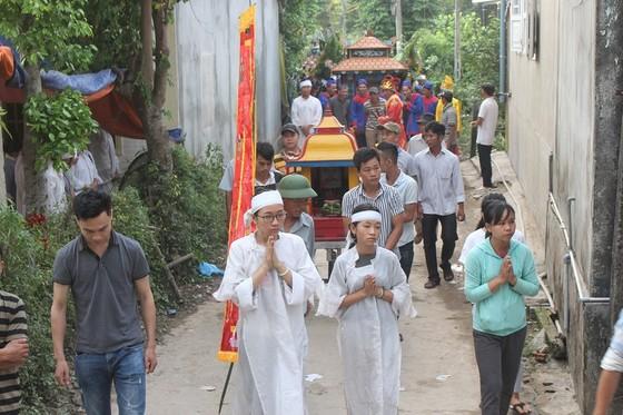 Tiễn đưa các nạn nhân vụ tai nạn giao thông tại Quảng Nam về nơi an nghỉ ảnh 3
