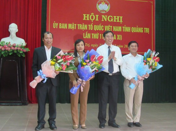 Bị xử lý kỷ luật vẫn làm Phó Chủ tịch UBMTTQ Việt Nam tỉnh Quảng Trị ảnh 1