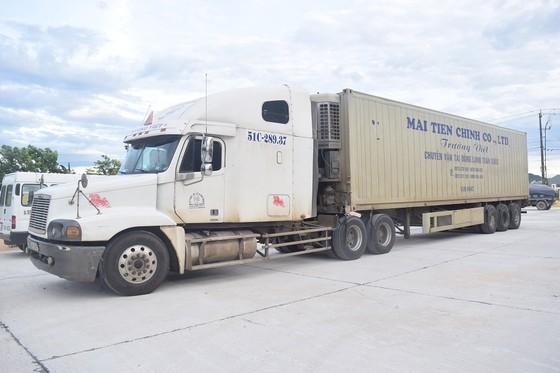 """Lại phát hiện tài xế """"phê"""" ma túy điều khiển container từ Bắc vào Nam ảnh 3"""