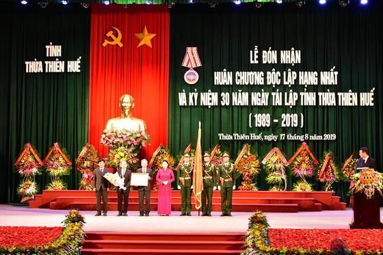 Chủ tịch Quốc hội mong Thừa Thiên – Huế sớm trở thành đô thị di sản ảnh 2