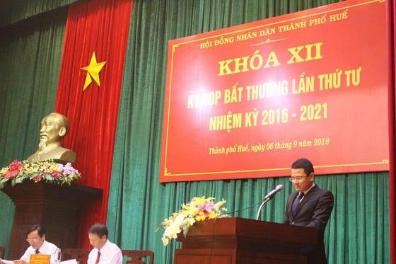 Bổ nhiệm Phó Chủ nhiệm Ủy ban Kiểm tra Tỉnh ủy Thừa Thiên - Huế làm Phó Giám đốc Sở Tài chính ảnh 2