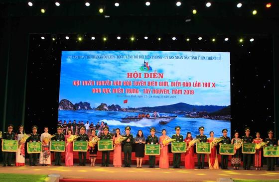 Khai mạc Hội diễn văn hóa tuyến biên giới, biển đảo miền Trung-Tây Nguyên ảnh 1