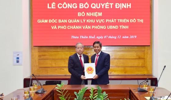 Ông Hoàng Việt Cường làm Phó Chánh Văn phòng UBND tỉnh Thừa Thiên – Huế ảnh 2