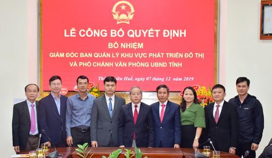Ông Hoàng Việt Cường làm Phó Chánh Văn phòng UBND tỉnh Thừa Thiên – Huế ảnh 3
