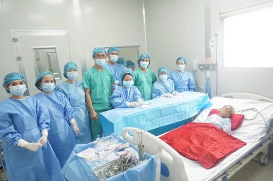 Lần đầu ghép tế bào gốc cho bệnh nhi u nguyên bào thần kinh ảnh 2