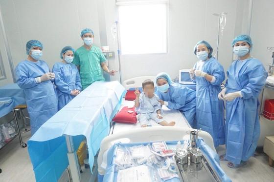 Lần đầu ghép tế bào gốc cho bệnh nhi u nguyên bào thần kinh ảnh 3