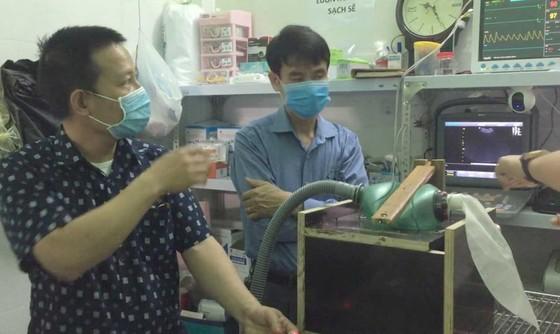 Khởi động dự án sản xuất thử nghiệm máy trợ thở tại Huế ảnh 1