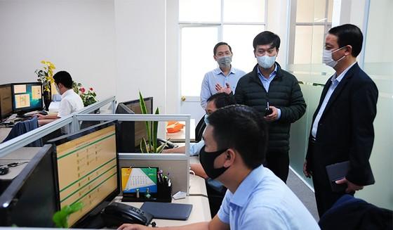 Thừa Thiên-Huế: Gần 75.000 người khai báo y tế qua ứng dụng Hue-s ảnh 1