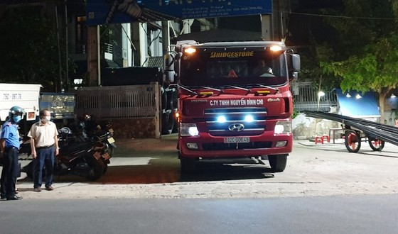 Thừa Thiên - Huế: Xử lý 3 tài xế gian dối lịch trình di chuyển nhằm trốn cách ly ảnh 1