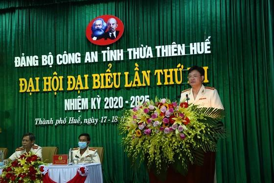 Thượng tá Nguyễn Thanh Tuấn được bầu làm Bí thư Đảng ủy Công an Thừa Thiên – Huế ảnh 1