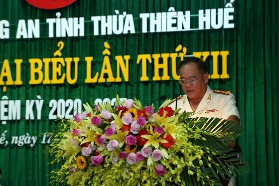 Thượng tá Nguyễn Thanh Tuấn được bầu làm Bí thư Đảng ủy Công an Thừa Thiên – Huế ảnh 2