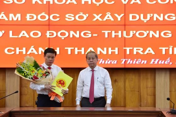 Điều động và bổ nhiệm nhiều cán bộ chủ chốt tại Thừa Thiên – Huế ảnh 1