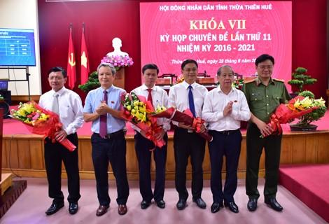 Ông Nguyễn Thanh Bình làm Phó Chủ tịch UBND tỉnh Thừa Thiên – Huế ảnh 1