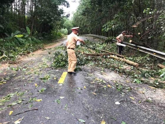 Gần 4.000 bộ đội và dân quân tự vệ giúp dân khắc phục bão số 5 ảnh 4