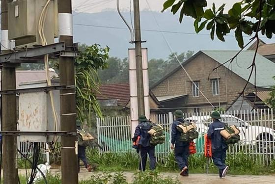 Vụ sạt lở khu vực thủy điện Rào Trăng 3: 'Thông tin ban đầu, đã có thương vong về người' ảnh 3