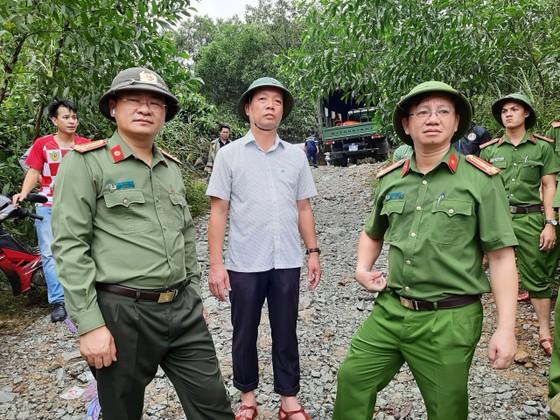 Tan hoang thủy điện Rào Trăng 3 ảnh 2