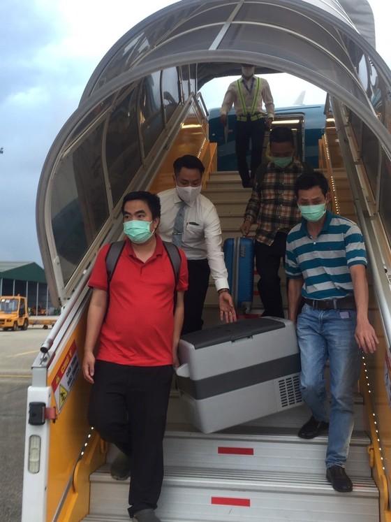 Kỳ diệu ca ghép tim xuyên Việt đặc biệt ảnh 2