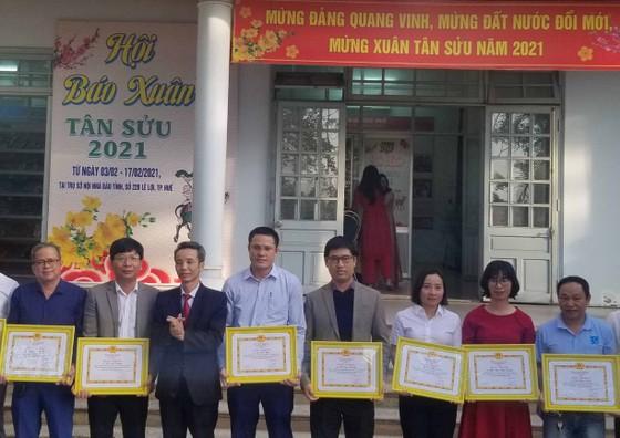 Báo SGGP tham gia Hội Báo Xuân tỉnh Thừa Thiên – Huế  ảnh 1