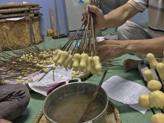 Độc đáo hương vị tết ở cố đô Huế qua bánh trái cây ảnh 4