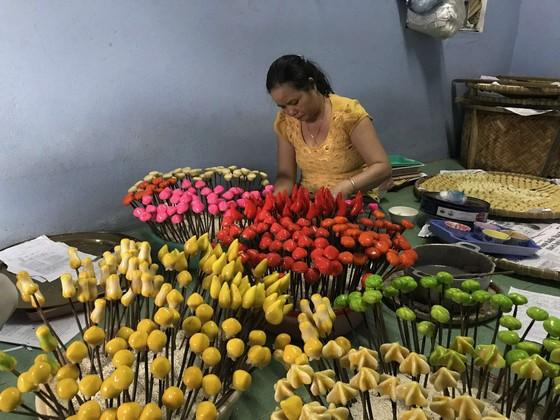 Độc đáo hương vị tết ở cố đô Huế qua bánh trái cây ảnh 8