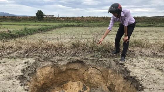 Các nhà khoa học tìm ra nguyên nhân 107 hố sụt lún bất thường tại Thừa Thiên – Huế ảnh 2