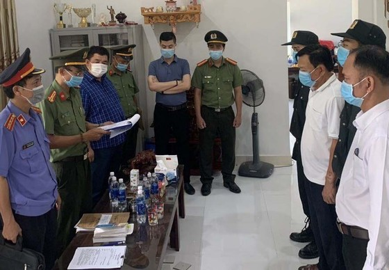 Bắt Giám đốc và Phó Giám đốc Cảng hàng không quốc tế Phú Bài ảnh 1