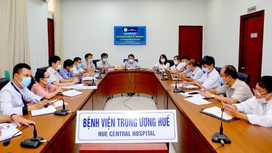 Bệnh viện Trung ương Huế thiết lập trung tâm hồi sức Covid-19 tại TPHCM  ảnh 1