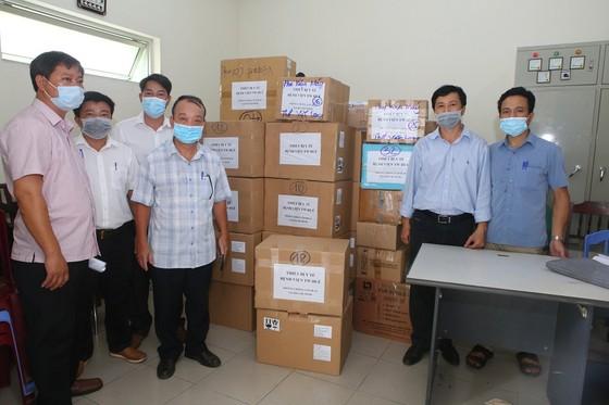 Bệnh viện Trung ương Huế thiết lập trung tâm hồi sức Covid-19 tại TPHCM  ảnh 2