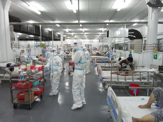 Nhiều địa phương miền Trung đưa đoàn y, bác sĩ tình nguyện tham gia hỗ trợ TPHCM chống dịch Covid-19 ảnh 4