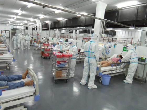 Nhiều địa phương miền Trung đưa đoàn y, bác sĩ tình nguyện tham gia hỗ trợ TPHCM chống dịch Covid-19 ảnh 6
