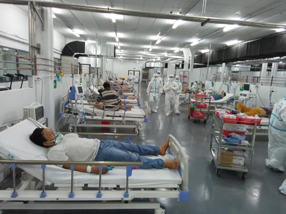 Nhiều địa phương miền Trung đưa đoàn y, bác sĩ tình nguyện tham gia hỗ trợ TPHCM chống dịch Covid-19 ảnh 7