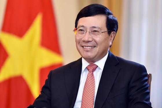 Ngoại giao Việt Nam vững bước đi theo con đường của Bác ảnh 2