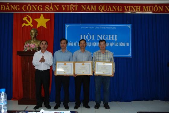 Báo Sài Gòn Giải Phóng đóng góp hơn 100 tin, bài về Bình Phước trong năm 2017 ảnh 1