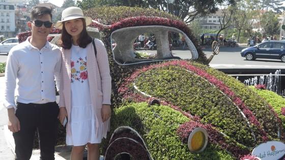 Du xuân Đà Lạt, ngắm xe hoa ảnh 3