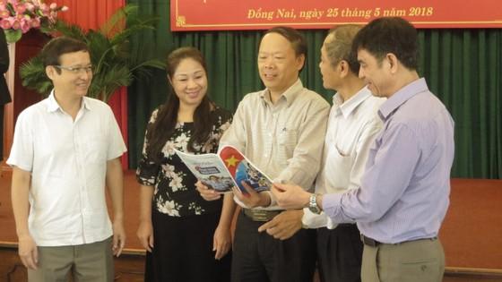 Hội nghị Cộng tác viên Tạp chí Tuyên giáo toàn quốc năm 2018 ảnh 1
